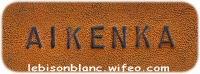 lettres alphabet simple exemple aikenka personnalisation cuir tanné végétal obets personnalisés