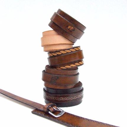 Bracelets de force 1 bande de 3,5 cm