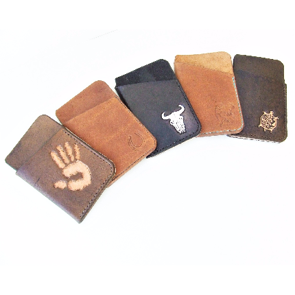 Porte-cartes minimalistes