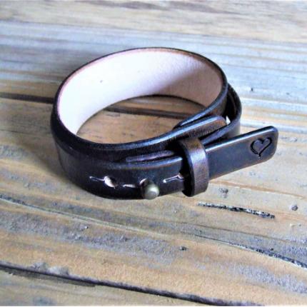 Bracelets de force 1 bande de 2,5 cm